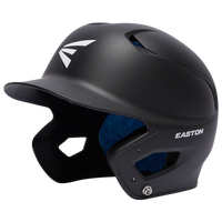 Easton Z5 Grip Junior Batting Helmet - All Black / Black