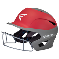 Easton Prowess Two-Tone FP Helmet with Mask - Women's - Grey / Red