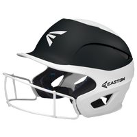 Easton Prowess Two-Tone FP Helmet with Mask - Women's - White / Black