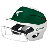 Easton Prowess Two-Tone FP Helmet with Mask - Women's - White / Green