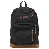 JanSport Right Backpack - Black / Brown