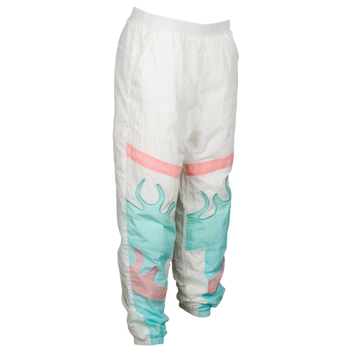 Pink Dolphin Wave Flare Wind Pants - Men's