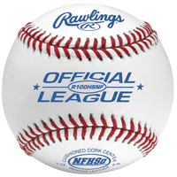 Rawlings Official League Baseball NFHS Stamp