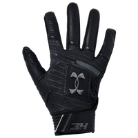 Under Armour Harper Pro 18 Batting Gloves - Men's - Black