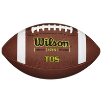 Wilson TDS Official Composite Football - Men's - Brown / White