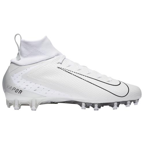 087687fc16dc2 Nike Vapor Untouchable Pro Lacrosse Cleat Silver Nike Untouchable ...