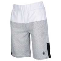 Crossover Culture All Galaxy Shorts - Men's Basketball - White 17201100