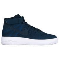 Nike Air Force 1 Ultra Flyknit Mid Men's Casual Shoes