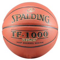 Spalding TF 1000 Legacy Basketball - Men's - Orange / Black