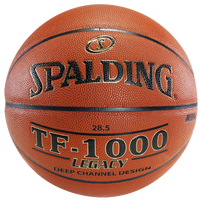 Spalding Team TF-1000 Legacy Basketball - Women's - Orange / Orange