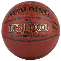 Spalding Team TF-1000 Classic Basketball - Women's - Brown / Brown