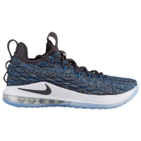 Nike LeBron 15 Low - Men's -  Lebron James - Blue / Grey