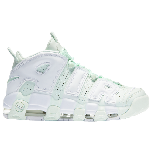 new style 6ea5b 40299 ... ebay nike air more uptempo womens basketball shoes barely green white  99e3f c3a7a