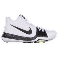 50a384fb351f Nike Kyrie 3 - Men s - Kyrie Irving - White   Black