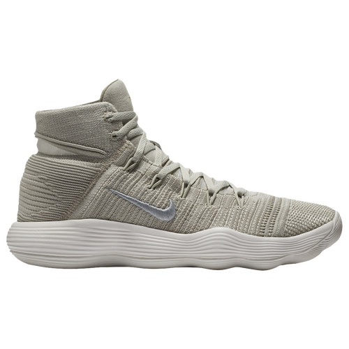59751710b36e ... Nike React Hyperdunk 2017 Flyknit - Men s - Basketball - Shoes - Sail  Chrome ...