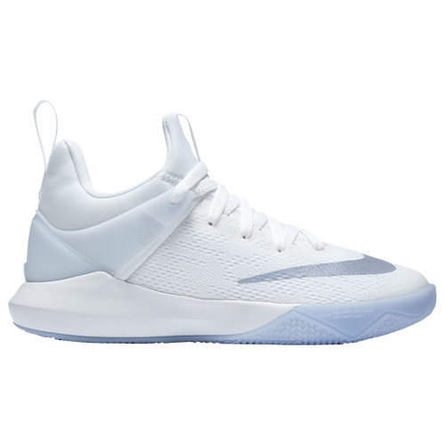 Nike Zoom Shift Women S Basketball Shoes White
