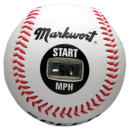 Markwort Speed Sensor Baseball Baseball Sport Equipment