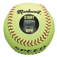 Markwort Speed Sensor - Softball - Yellow / Yellow