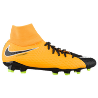 Nike Hypervenom Phelon III Dynamic Fit FG - Men's - Orange / Black