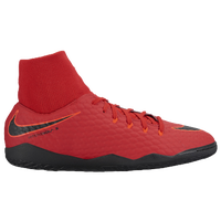 Nike HypervenomX Phelon III Dynamic Fit IC - Men's - Red / Black