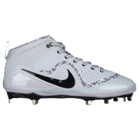 Nike Force Zoom Trout 4 - Men's -  Mike Trout - Grey / Black