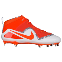 Nike Force Zoom Trout 4 - Men's -  Mike Trout - Orange / White