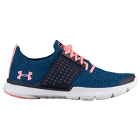 under armour shoes for girls. under armour slingwrap - girls\u0027 grade school navy / pink shoes for girls