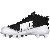 Nike Force Trout 4 Pro MCS - Men\u0027s - Mike Trout - Black / White