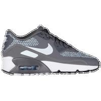 nike shoes for girls blue. Nike Air Max 90 Ultra 2.0 SE - Girls\u0027 Grade School Grey / Light Shoes For Girls Blue