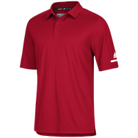 adidas Team Iconic Coaches Polo - Men's - Red / White