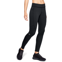 Under Armour ColdGear Armour Tights - Women's - All Black / Black