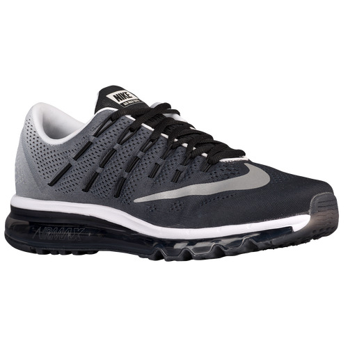 new style 006db b9930 hot sale Nike Air Max 2016 - Men's - Running - Shoes - Black/White ...