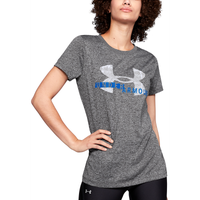 Under Armour Tech Short Sleeve T-Shirt - Women's - Grey