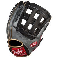 Rawlings Heart of the Hide Hyper Shell Glove - Grey / Black