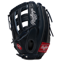 Rawlings Heart of the Hide Hyper Shell Glove - Men's - Navy