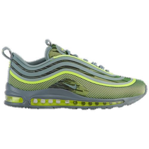 Nike Air Max Ultra 97 Ultra Max Hombres Casual Zapatos Volt  Mica Verde 9182ca