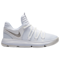 00bb5db5d31c Nike KD 10 - Boys  Preschool - Kevin Durant - White   Silver