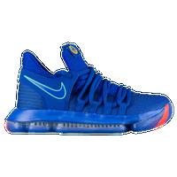 869a42985533 Nike KD X - Boys  Grade School - Kevin Durant - Blue   Light Blue