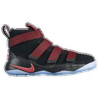 Nike LeBron Soldier 11 - Boys\u0027 Preschool - Lebron James - Black / Red