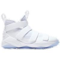 b1dc6d920ffa ... D - Medium  129.99  129.99 · Nike LeBron Soldier 11 - Boys  Grade  School - Lebron James - White   Grey