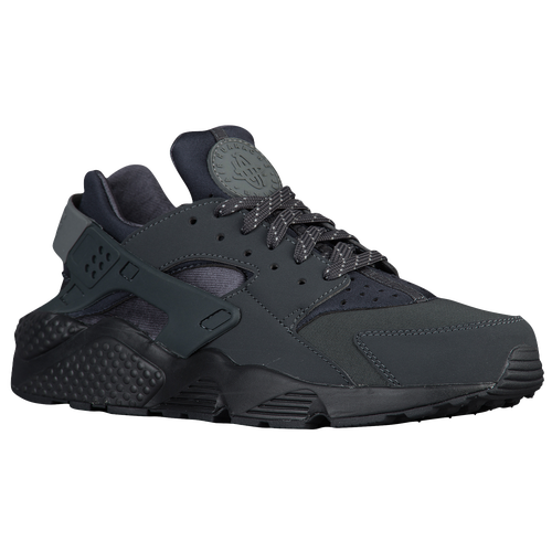 Nike Air Huarache Men S Casual Shoes Anthracite
