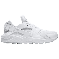 nike air huarache men s casual shoes black white