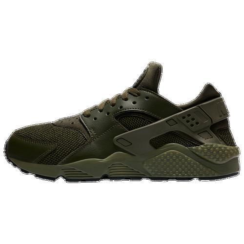 Nike Air Huarache Men S Running Shoes Cargo Khaki