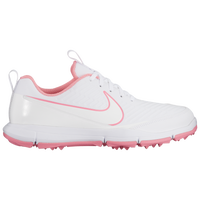 Nike Explorer 2 Golf Shoes - Women's - White / Pink