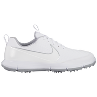 Nike Explorer 2 Golf Shoes - Women's - All White / White
