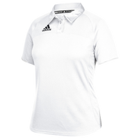adidas Team Utility Polo - Women's - White / Black