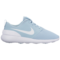 Nike Roshe G Golf Shoes - Women's - Light Blue / White