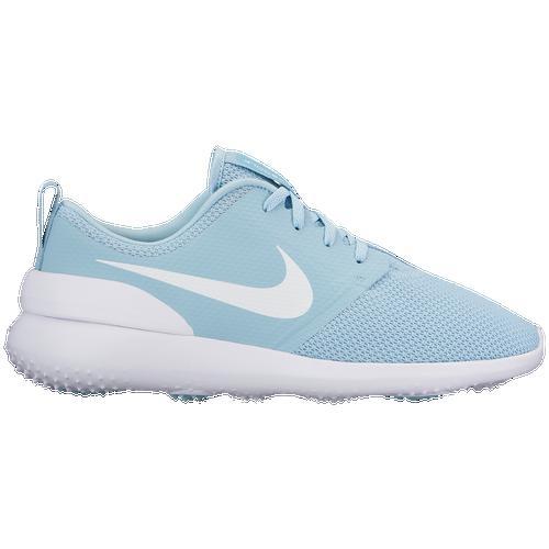 Nike Roshe G Golf Shoes - Women's Golf - Ocean Bliss/White 1851400