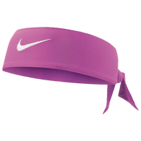 Nike Dri-FIT Head Tie 2.0 - Women's - Pink / White