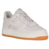 Nike Air Force 1 '07 SE - Women's - Off-White / Brown